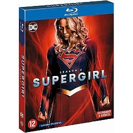 Coffret Supergirl, saison 4, 24 épisodes, Blu-ray
