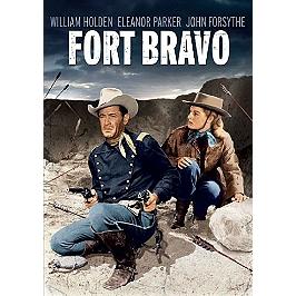 Fort Bravo, Dvd