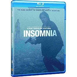 Insomnia, Blu-ray
