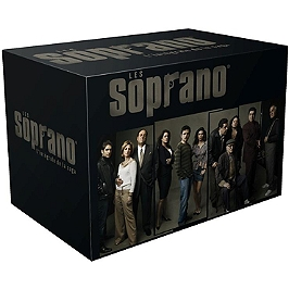Coffret intégrale Sopranos, Dvd
