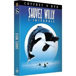 Coffret intégrale sauvez Willy, Dvd