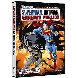 Superman / Batman ennemis publics, Dvd