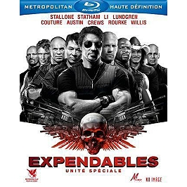 Expendables, Blu-ray