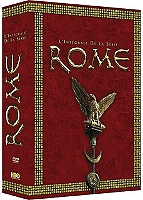 Coffret intégrale Rome en Dvd