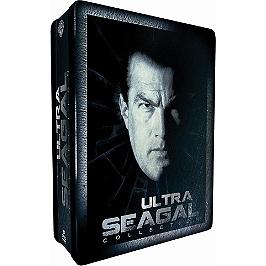 Coffret ultra Seagal 8 films, Dvd