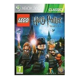 Lego Harry Potter: années 1 à 4 - Classics (XBOX360)
