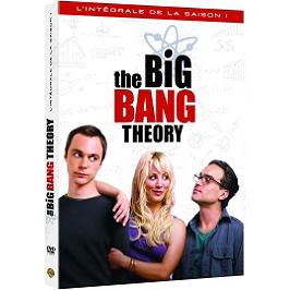 The big bang theory, saison 1, Dvd