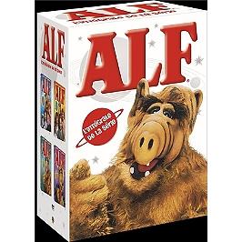 Coffret Alf, saisons 1 à 4, Dvd