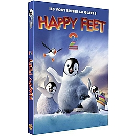 Happy feet 2, Dvd