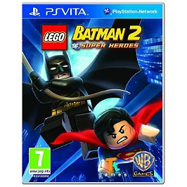 Lego Batman 2: DC super heroes (PS VITA)