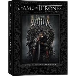 Coffret game of thrones, saison 1, Dvd