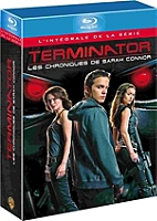 Coffret Sarah Connor, saison 1 et 2 en Blu-ray