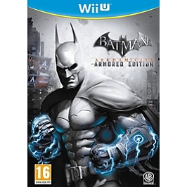 Batman: Arkham city - édition armored (WII U)
