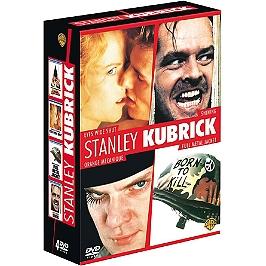 Coffret Stanley Kubrick 4 films, Dvd