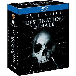 Coffret destination finale, Blu-ray