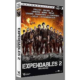 The expendables 2, Dvd