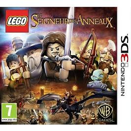 Lego: le seigneur des anneaux (3DS)