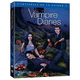 Coffret vampire diaries, saison 3, Dvd