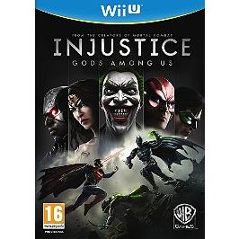 Injustice: les dieux sont parmi nous (WII U)