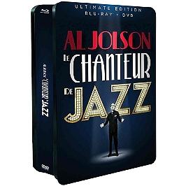 Le chanteur de jazz, édition ultime, Blu-ray