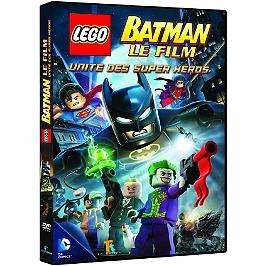 Lego Batman, le film, Dvd