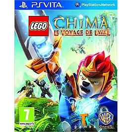 Lego legends of Chima : le voyage de Laval (PS VITA)