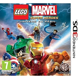 Lego Marvel super heroes (3DS)