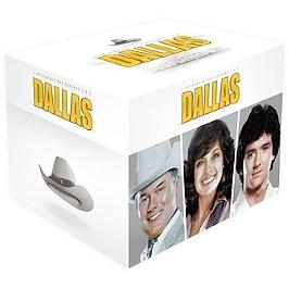 Coffret intégrale Dallas, Dvd