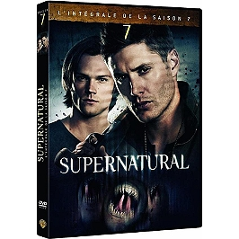 Supernatural, saison 7, Dvd