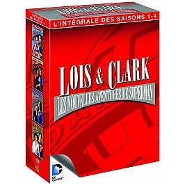 Coffret intégrale Lois et Clark : les nouvelles aventures de Superman, Dvd