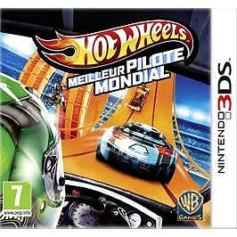 Hot Wheels: meilleur pilote mondial (3DS)