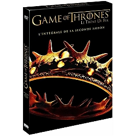 Coffret game of thrones, saison 2, Dvd