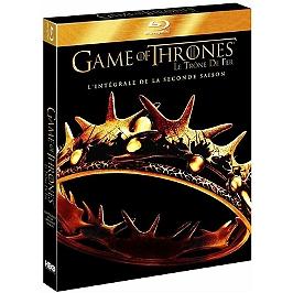 Coffret game of thrones, saison 2, Blu-ray