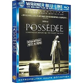 Possédée, Blu-ray