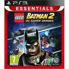 Lego Batman 2: DC super heroes - Essentials (PS3)