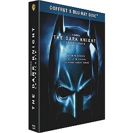 Coffret trilogie the dark knight, Blu-ray