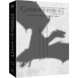 Coffret game of thrones, saison 3, Dvd