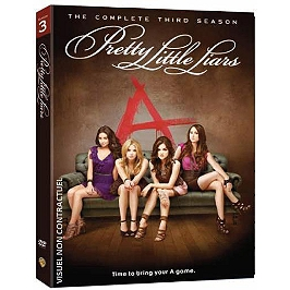 Coffret pretty little liars, saison 3, Dvd