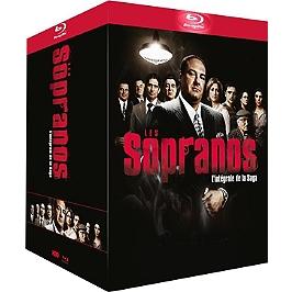 Coffret intégrale les Sopranos, Blu-ray