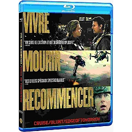 Edge of tomorrow, Blu-ray