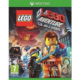 Lego: la grande aventure - le jeu vidéo (XBOXONE)