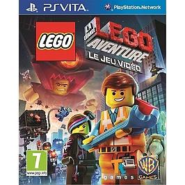 Lego: la grande aventure - le jeu vidéo (PS VITA)