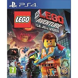 Lego: la grande aventure - le jeu vidéo (PS4)