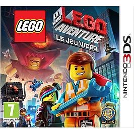 Lego: la grande aventure - le jeu vidéo (3DS)