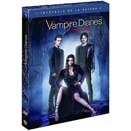 Vampire diaries, saison 4, Dvd