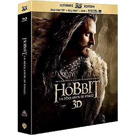 Le Hobbit 2 : la désolation de Smaug, Blu-ray 3D