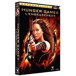 Hunger games 2 : l'embrasement, Dvd