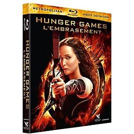 Hunger games 2 : l'embrasement, Blu-ray