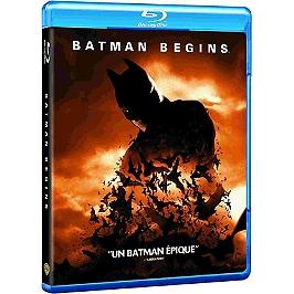 Batman begins, Blu-ray