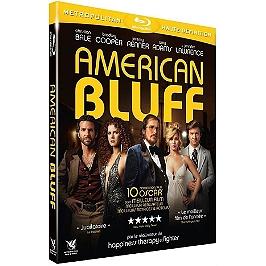 American bluff, Blu-ray